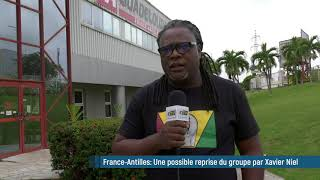 France-Antilles: Xavier Niel va-t-il sauver le quotidien à l'arrêt?