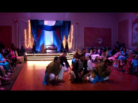 Kolaveri Di Dance - Hulla Gulla Boys at Nouman & Shaza
