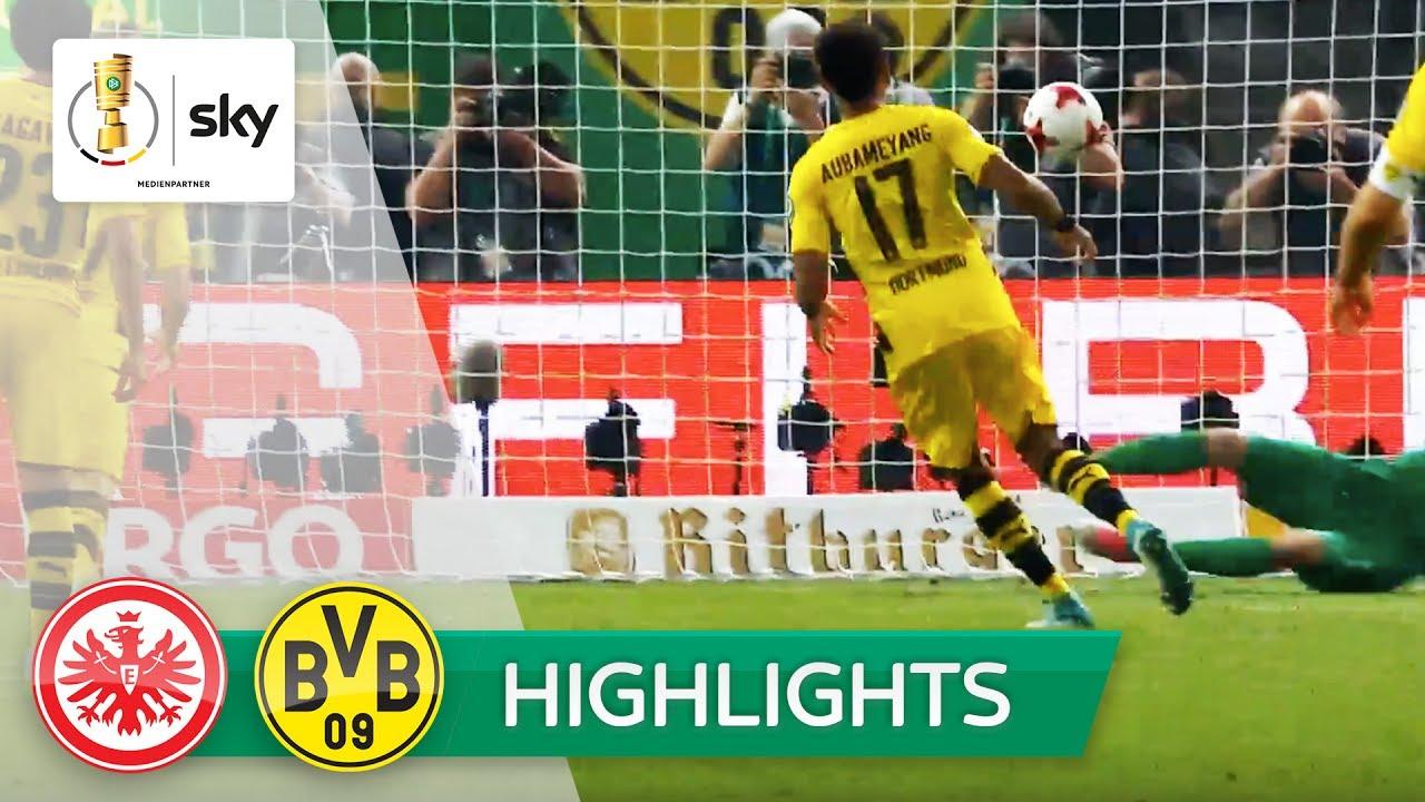 Eintracht Frankfurt - Borussia Dortmund 1:2 | Highlights DFB-Pokal 2016/17 - Finale