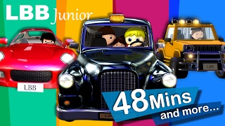 Cars Song | And Lots More Original Songs | From LBB Junior!