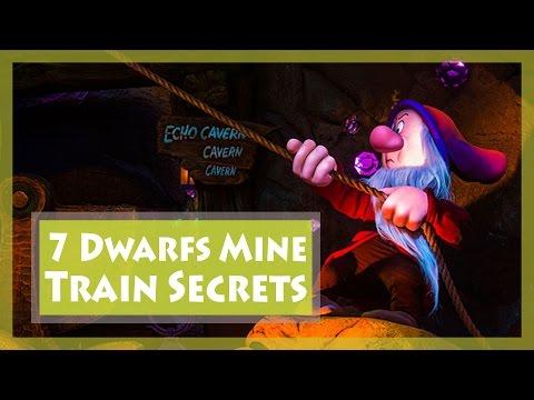 7 Secrets of the Seven Dwarfs Mine Train - Walt Disney World
