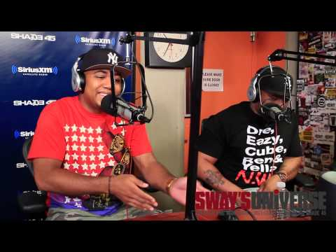 Skyzoo & Torae Go Back And Forth For Our Sway in the Morning Cypher! | Sway's Universe