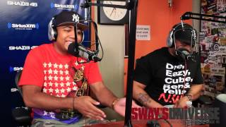 Skyzoo & Torae Go Back And Forth For Our Sway in the Morning Cypher!