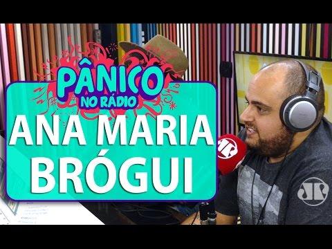 """Ana Maria Brógui revela segredo de molho do Big Mac: """"relish de pepino"""""""