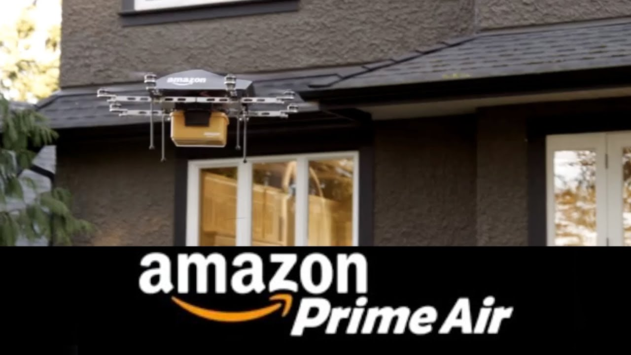 AMAZON PRIME AIR Parody