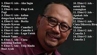 Gambar cover LAGU PILIHAN TERBAIK EBIET G. ADE || LAGU POP LAWAS INDONESIA