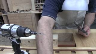 Hand And Power Tool Workshop - Tool Cabinet Episode 32