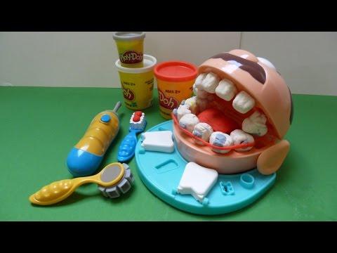 Đồ chơi Nha Sĩ Trám răng Nhổ Răng Khoan Răng Với Doctor Drill N Fill New (Bí Đỏ)