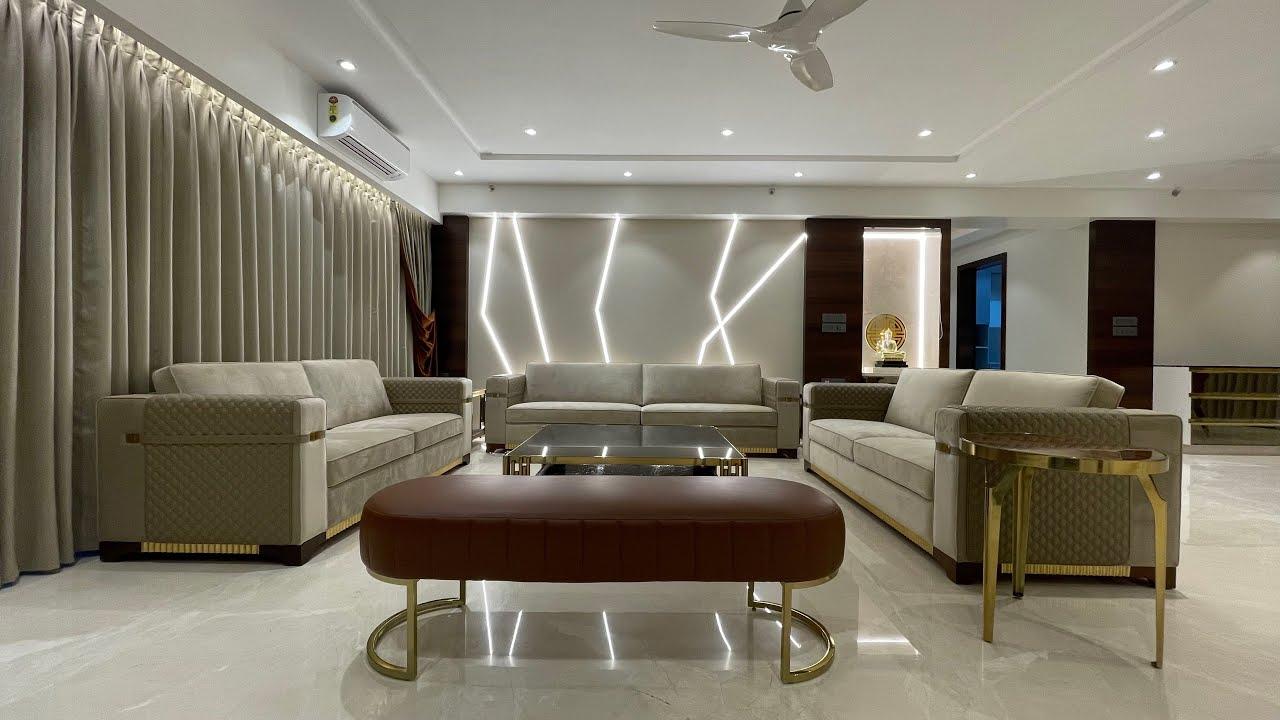 5 BHK flat for rent in Joy Legend Khar West 3 BHK JODI Flats #Shorts