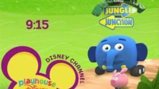 Disney Channel Czech - Promo: Jungl...