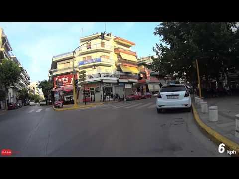 Thessaloniki Bike Ride: Πλατεία Ευόσμου - Νέα Παραλία