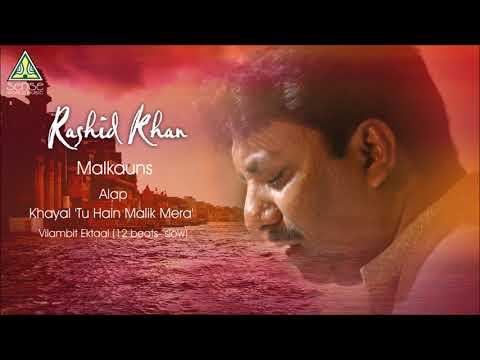 Rashid Khan  Raag Malkauns  Alap  Khayal: Tu Hain Malik Mera   at Saptak Festival