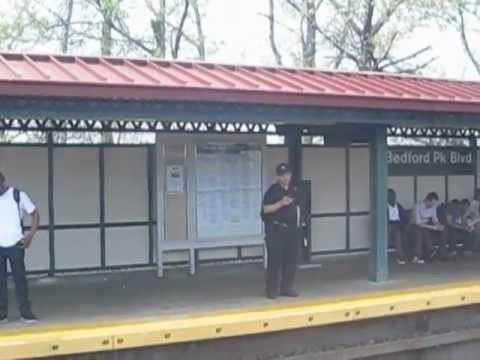 Woodlawn (Jerome Ave) train from 161 St to Mosholu Parkway