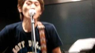 2009.02.22 インストアライブ@福岡でのニューピース.