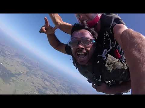 Tandem Skydive | Mangal from Fort Worth, TX