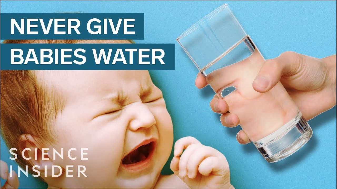 Download Why Babies Can't Drink Water