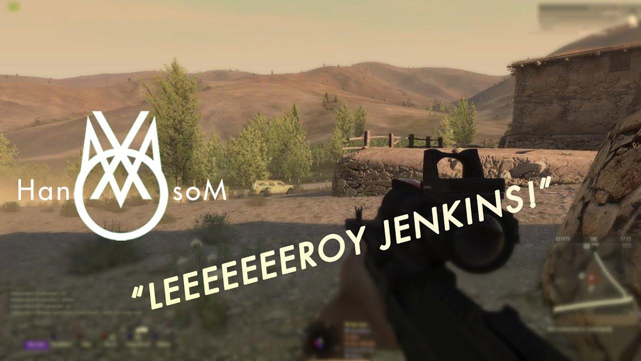 Arma 3 Highlight Leeroy Bravo Jenkins