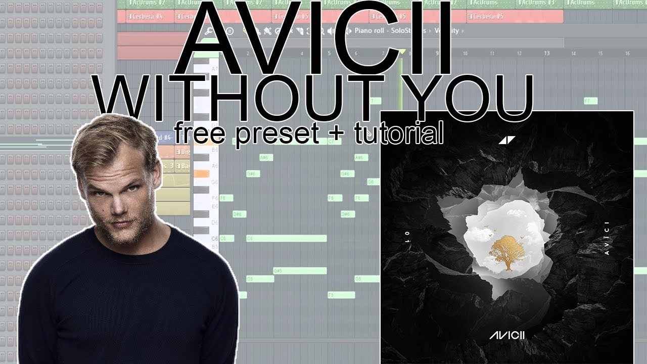Avicii without you fl studio tutorial chords preset youtube avicii without you fl studio tutorial chords preset piano flps hexwebz Image collections