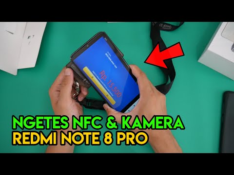 Ngetes NFC & Kamera Redmi Note 8 Pro - Unboxing Indonesia