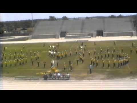 Clinton High School, North Carolina - Marching Band