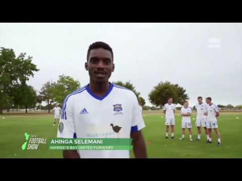 Ahinga Selemani 2019-20 Hawke's Bay United New Zealand Premiership season highlights
