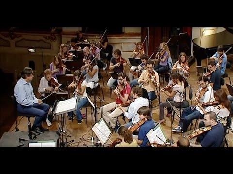 Riccardo Muti rehearses Beethoven: Fifth Symphony