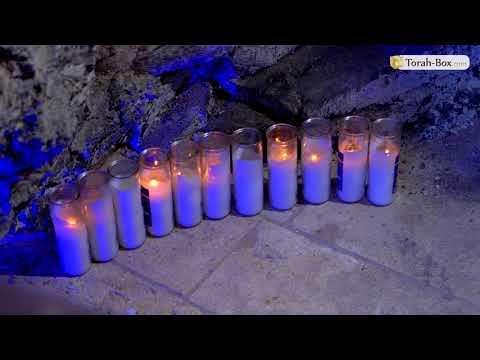 Visite Du Tombeau De Rabbi Akiva