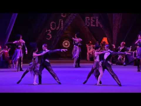 THE GOLDEN AGE: Tango  P 1  Bolshoi Ballet in Cinema