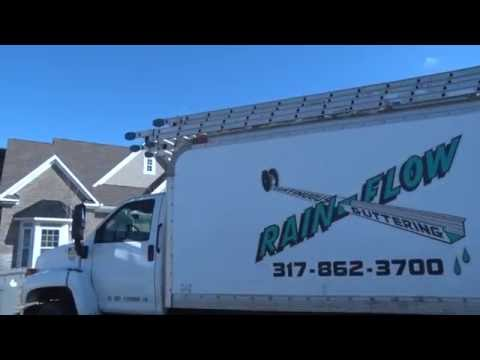 Rain Flow Systems Inc | Indianapolis, IN | Gutter Services