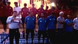 Serie D - Presentazione ufficiale Ghivizzano B.