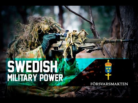 SWEDISH MILITARY POWER │2015
