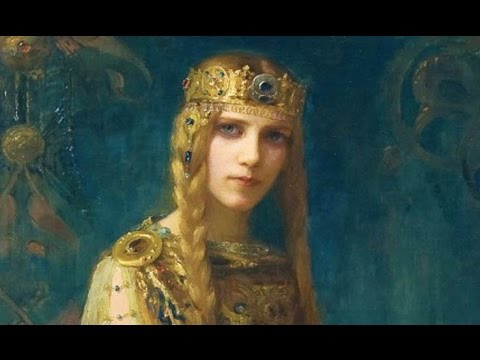 An old Irish legend about an ancient Egyptian princess - ROBERT SEPEHR