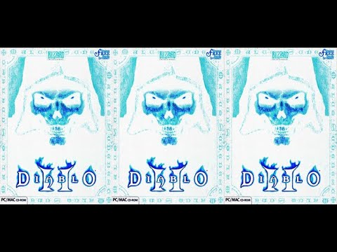 (mini Stream) Diablo 2 Cz.10 Hellrush
