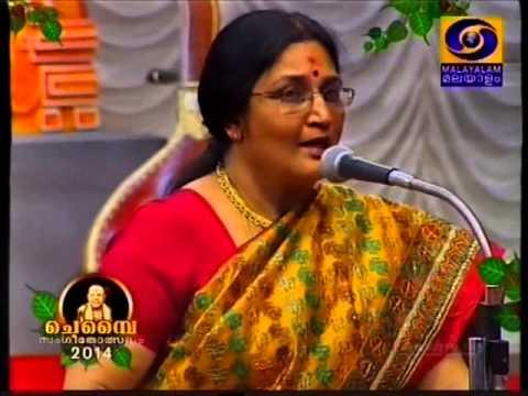 Chembai Utsavam 2014 Bhavana Radhakrishnan 04 Lathangi Marivere Patnam S Iyer