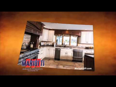 Bon Mariotti Building Products 2015 Kitchen Cabinet Ad
