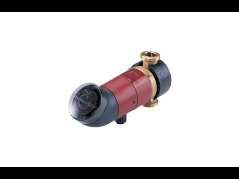 Hot Water Recirculating System (Complete Explanation)