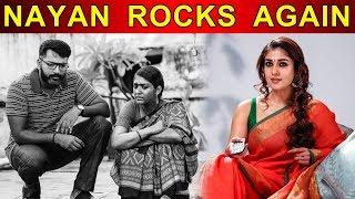 Nayanthara rocks again