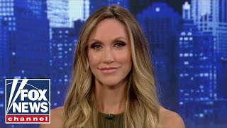 Lara Trump blasts 'disgusting' incident when woman spit on her husband
