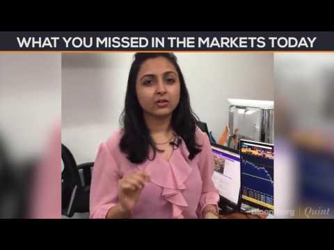 Nifty Struggles As Tata Motors Slides