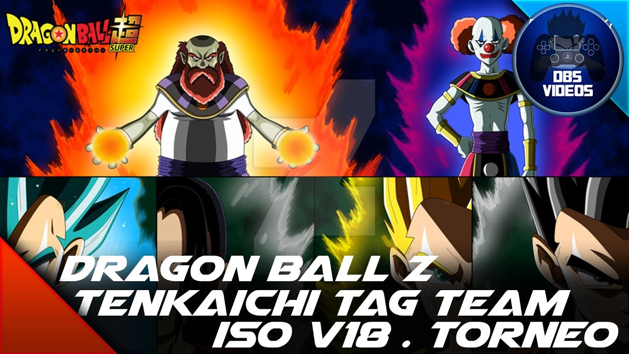 DOWNLOAD) DRAGON BALL Z TENKAICHI TAG TEAM - MODS ISO V18 IMPROVED ...