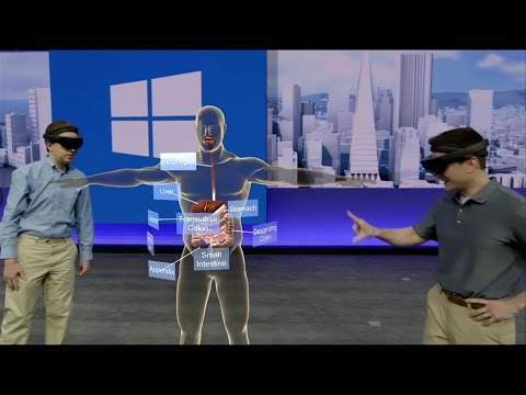Microsoft Build 2016 in 15 minutes
