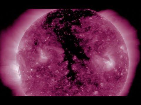 Grand Solar Min Signal: The Earth-Facing Quiet   S0 News Aug.3.2017