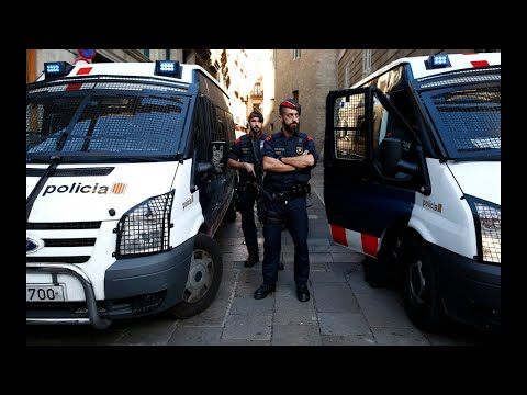 Catalan leader travels to Brussels as Spanish state prosecutor calls for rebellion and sedition char