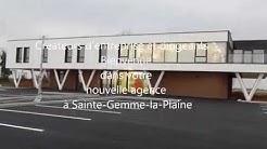 Visitez l'agence de Sainte-Gemme-la-Plaine
