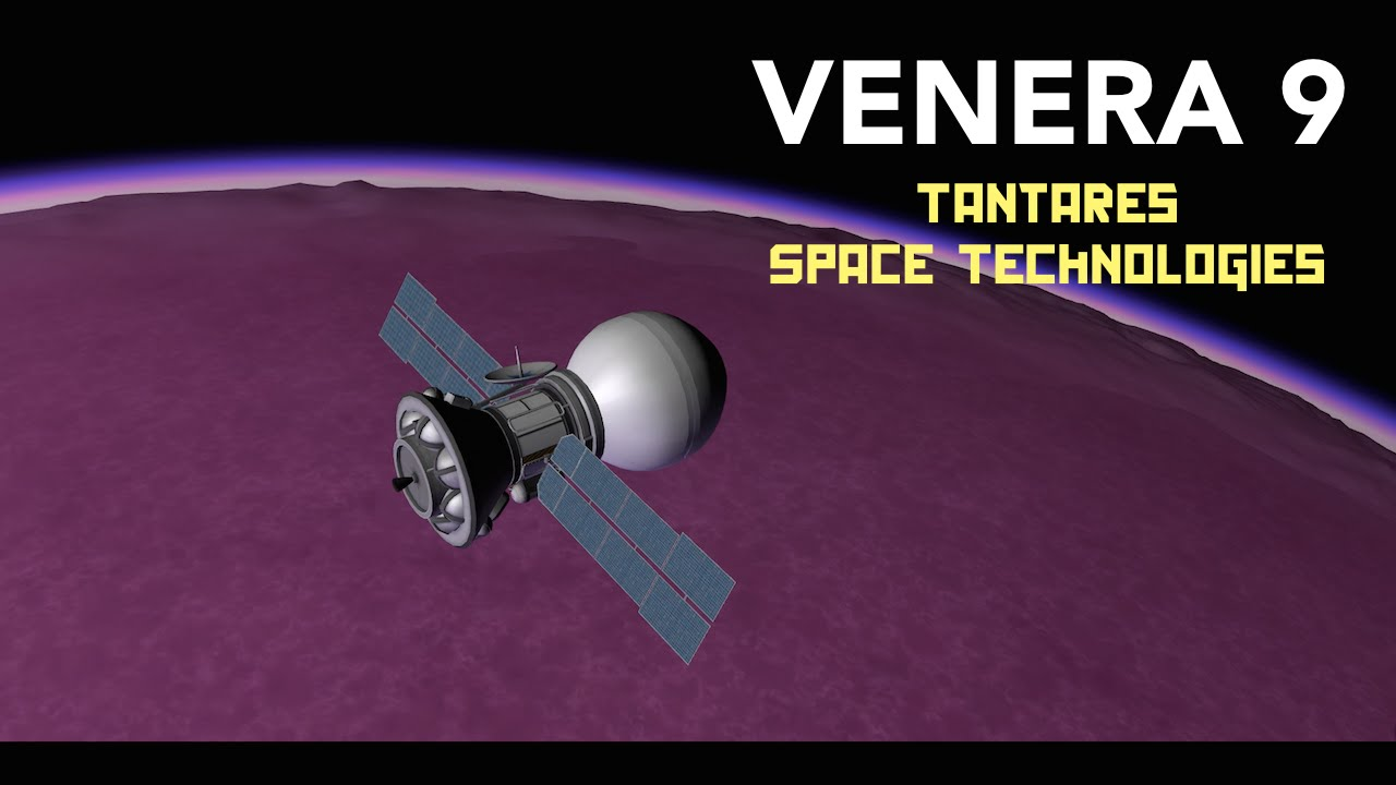 venera 9 spacecraft - photo #12