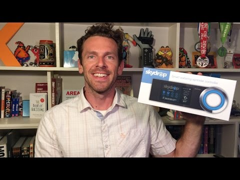 Skydrop Smart Sprinkler Controller Review