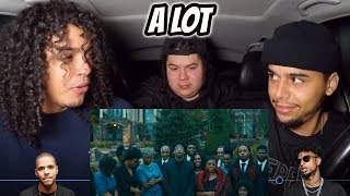 21 Savage - a lot ft. J. Cole (MUSIC VIDEO) REACTION REVIEW