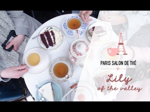 PARIS SALON DE THÉ  / Lily of the valley
