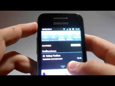 Cómo liberar Samsung Galaxy Ace GT-S5830i-m-c y S5839i (Nivel Fácil) [Español]