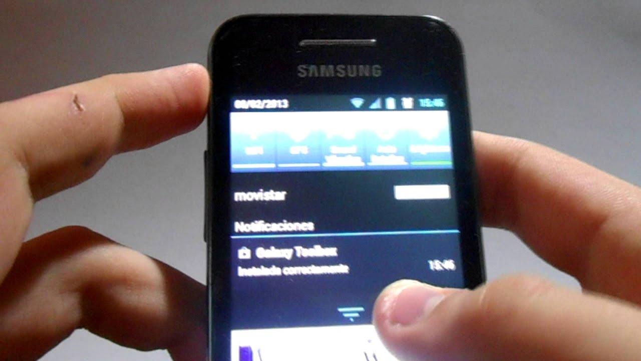 Partie 2: Rooter un Galaxy S4 avec iRoot